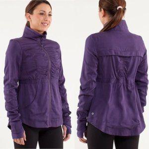 Size 4 - Lululemon Inner Peace Jacket